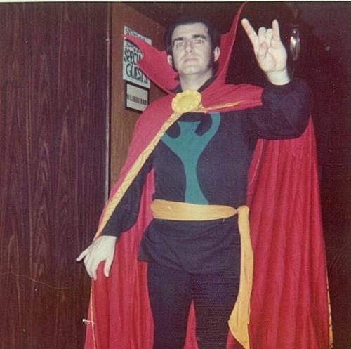 Strange 1973