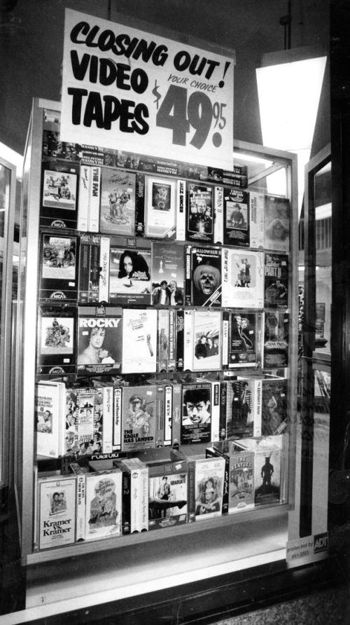 VHS 1985