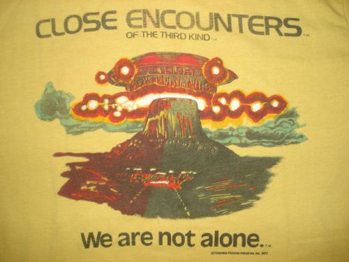 Close Encounters T-Shirt 1977-2
