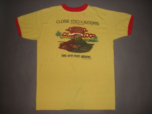Close Encounters T-Shirt 1977