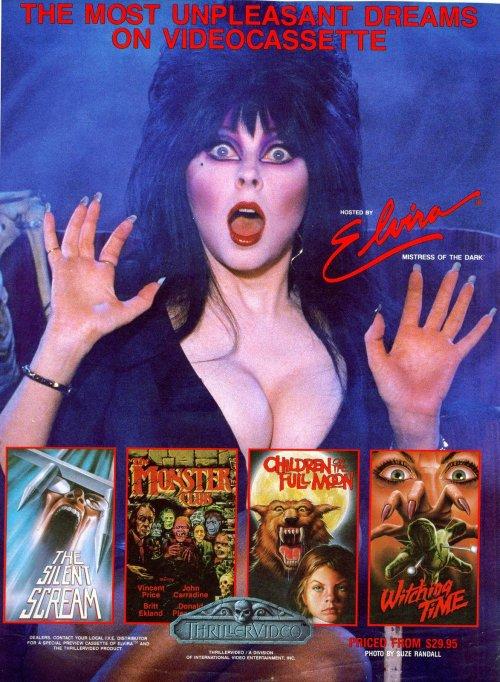 Elvira 1985-2