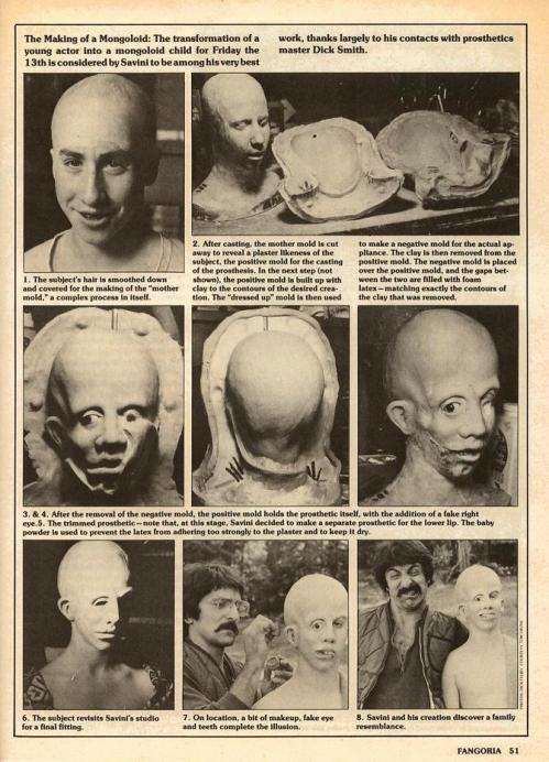 Fangoria #6 June 1980