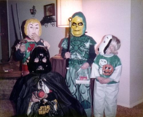 Halloween 1984-1
