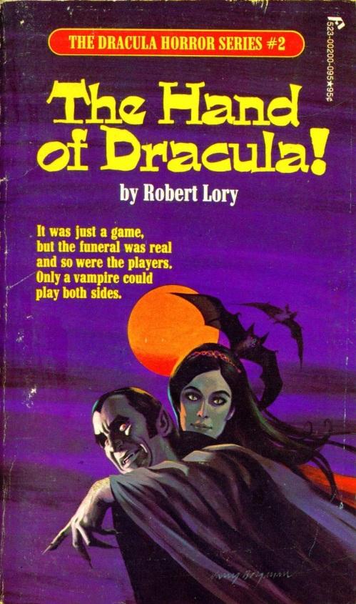 Hand of Dracula 1973