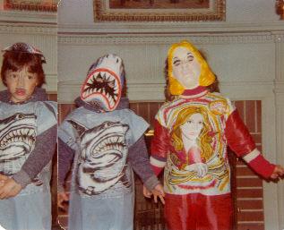 Jaws Costume-2