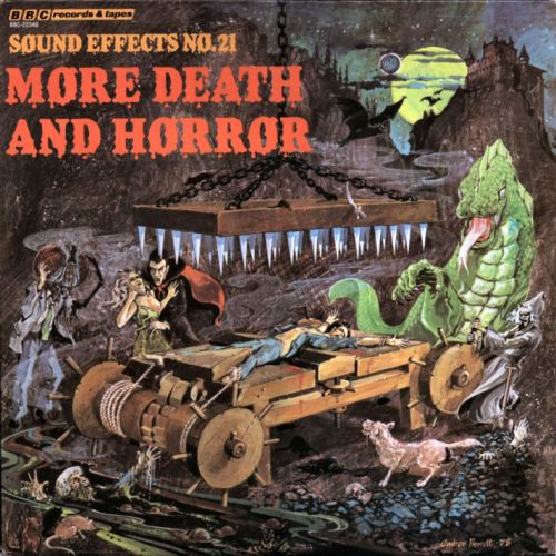 Sound Effects #21 1978