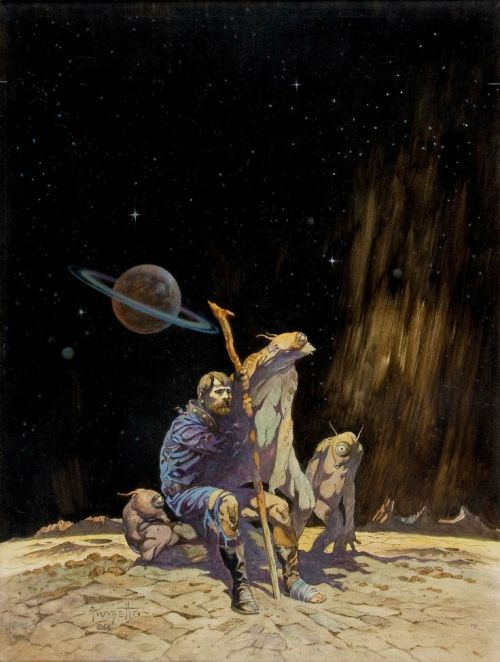 Tomorrow Frazetta 1966