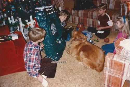 Christmas Circa 1985