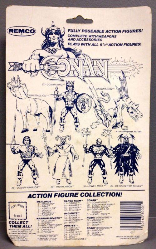 Conan Thoth 1983-4