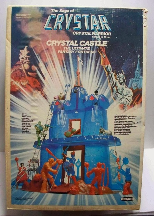 Crystar Castle 1983
