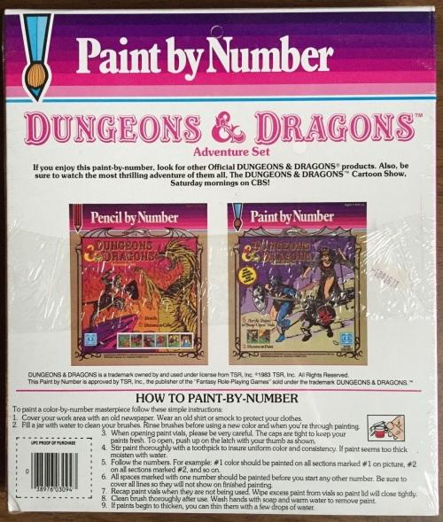 D&D Paint 1983-2