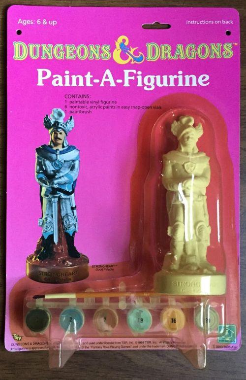 D&D Paint 1984