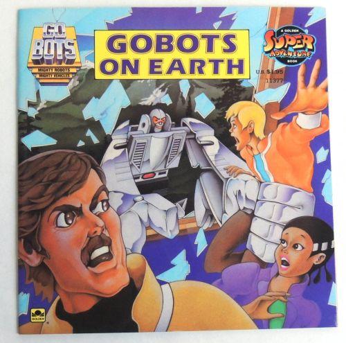 Gobots Ditko 1984-1
