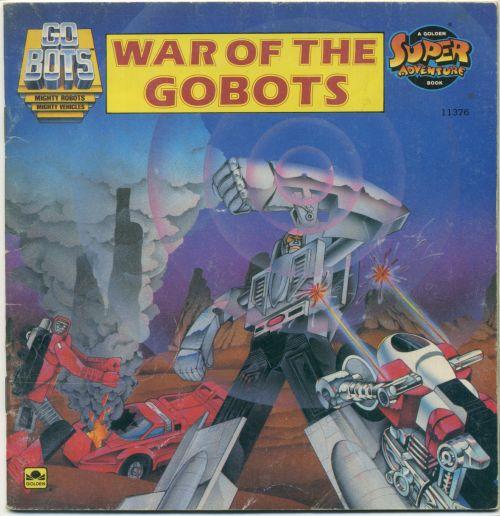 Gobots Ditko 1984-5