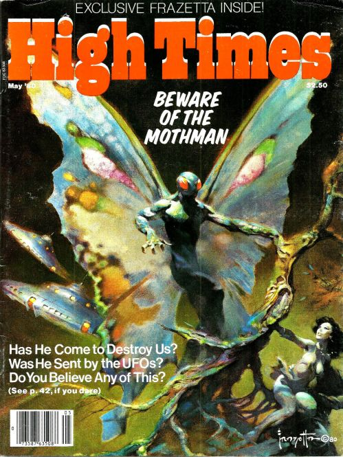 High Times #57 May 1980