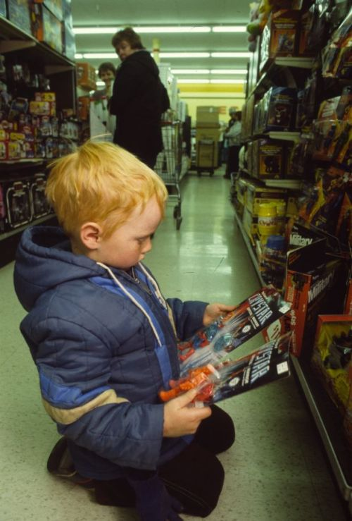 K-Mart Toy Shopping 1983