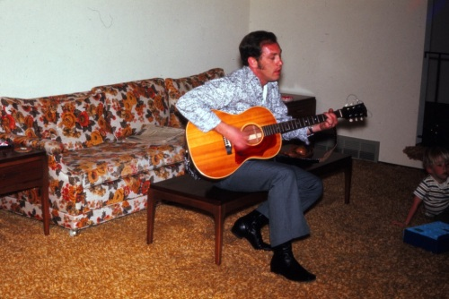 Living Room 1971-2