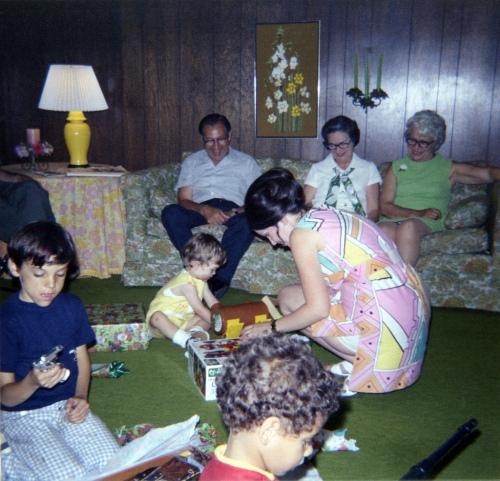 Living Room 1973-3