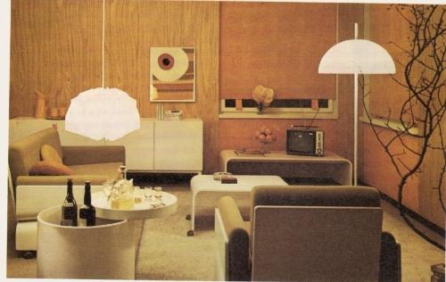 Living Room 1973