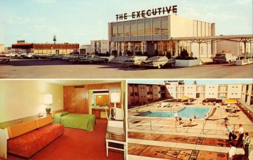 Motel Executive 1970s