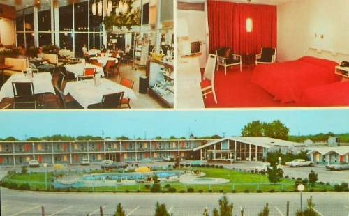 Motel Holiday 1970s
