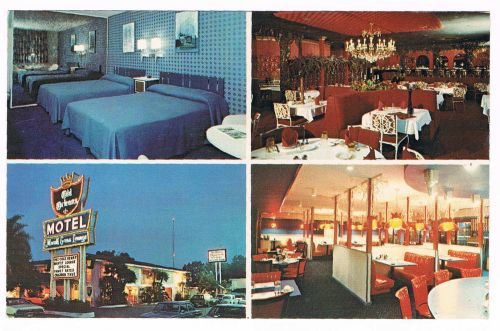 Motel Orleans 1970s