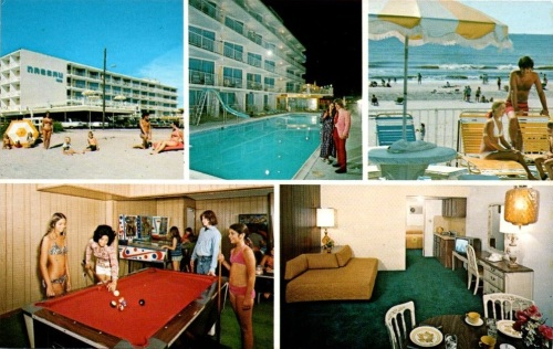 Motel Wildwood 1981