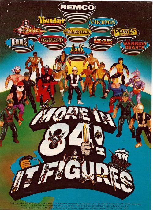 Remco Ad 1984