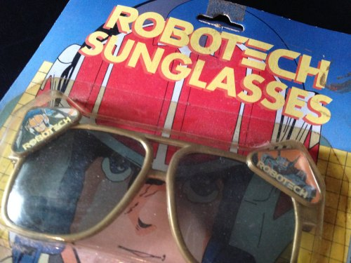 Robotech Glasses 1985-2