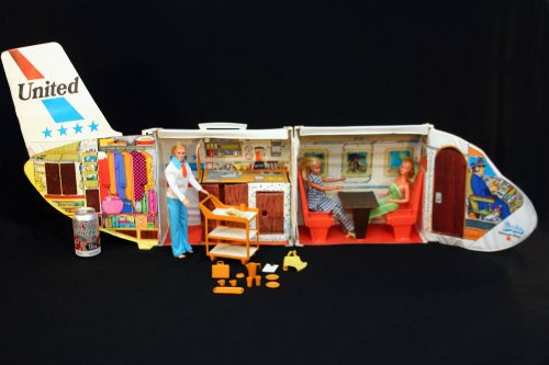 Barbie Friend Ship 1972-2
