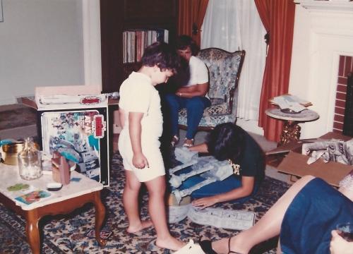 Christmas 1982 At-At
