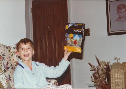 Christmas Atari 1982