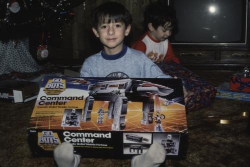 Christmas Gobots 1985