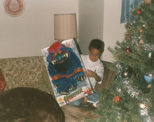 Christmas Monster c1987