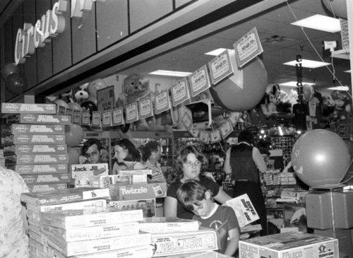 Circus World, Desoto Square Mall, Bradenton, FL 1978