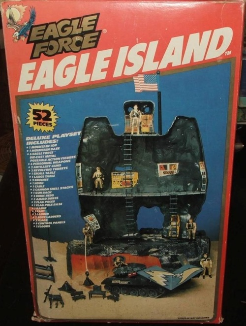 Eagle Force Island-1