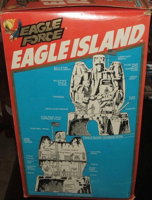 Eagle Force Island-3