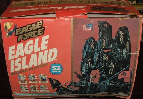 Eagle Force Island-4