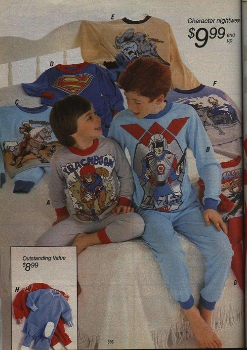Lazer Tag Pajamas