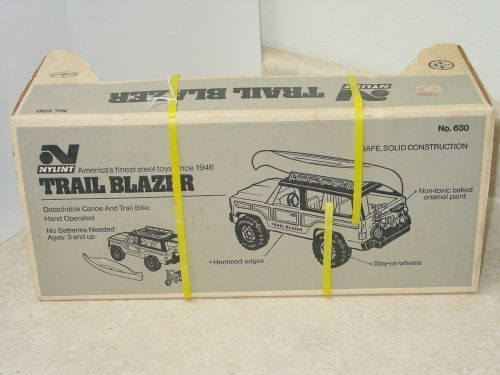 Nylint Trailblazer-2