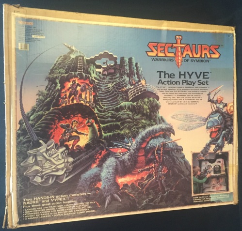 Sectaurs Hyve 1985