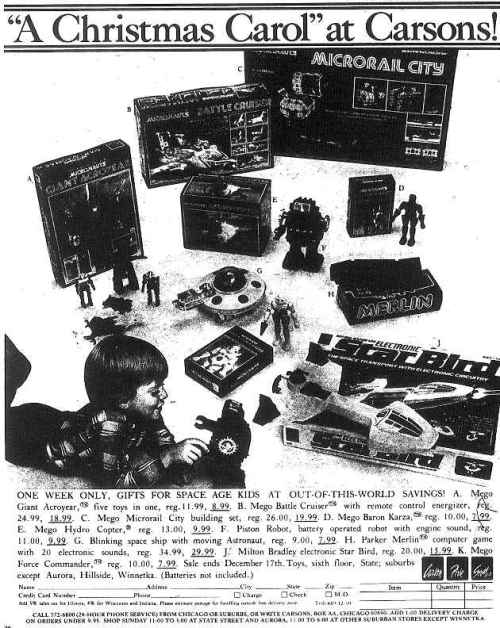 Space Toys Ad 12-78