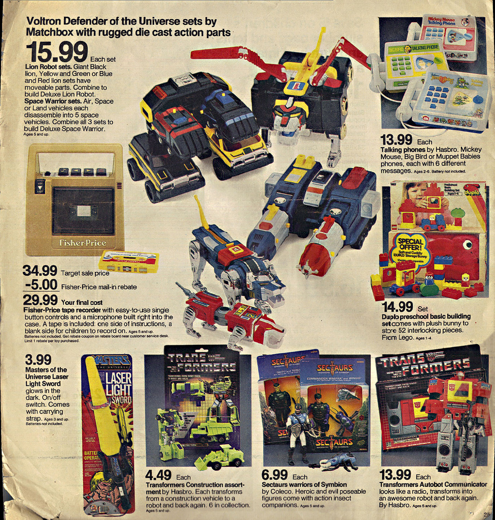 Target Toy Ad : Target toy ads warps to neptune