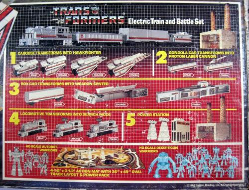 Tyco Transformers 1985-2