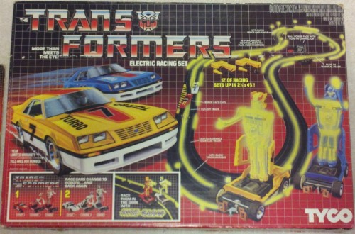 Tyco Transformers 1985-3