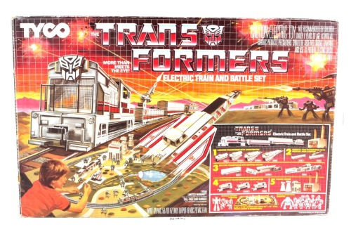 Tyco Transformers 1985
