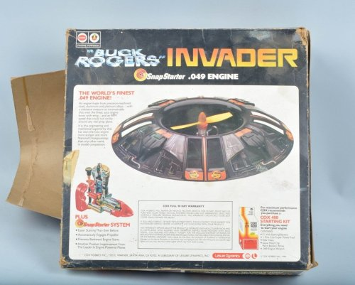 Buck Rogers Invader 1980-2