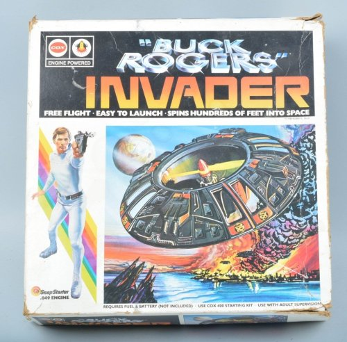 Buck Rogers Invader 1980