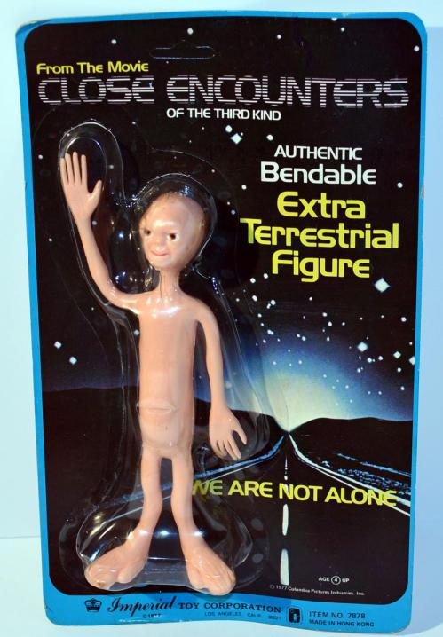 Close Encounters Figure 1977-3