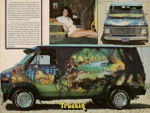 LOTR Van 1980-2